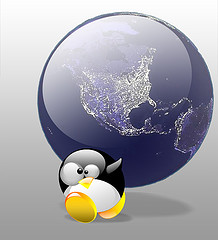 Muestranos donde vives, usuario de Ubuntu!