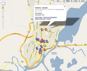 Descubre spots Wi Fi en Santa Fe